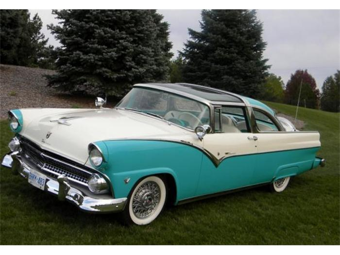Ford Crown Victoria 1955 Prisadbil